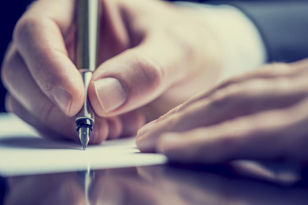 ラベンダーと手紙